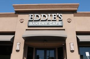 Eddie sign