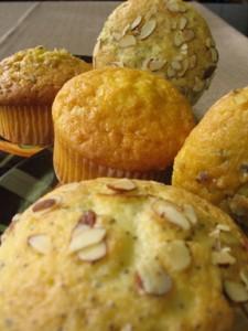 Muffin assort